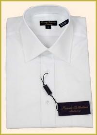 Hathaway White Dress Shirt
